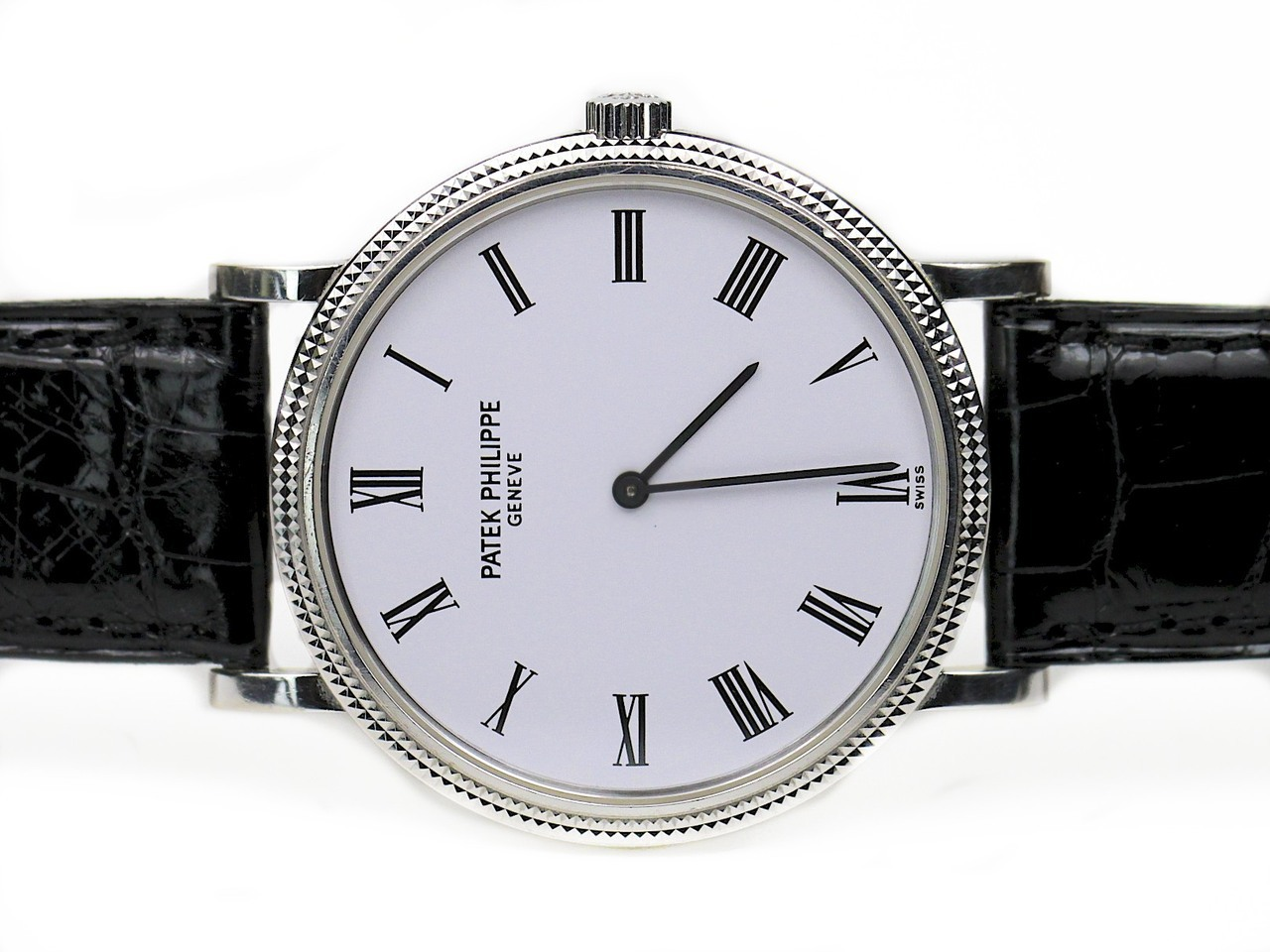 14eaa328537 Luxury fake Patek Philippe Calatrava 5120G-001 Mechanical watches ...