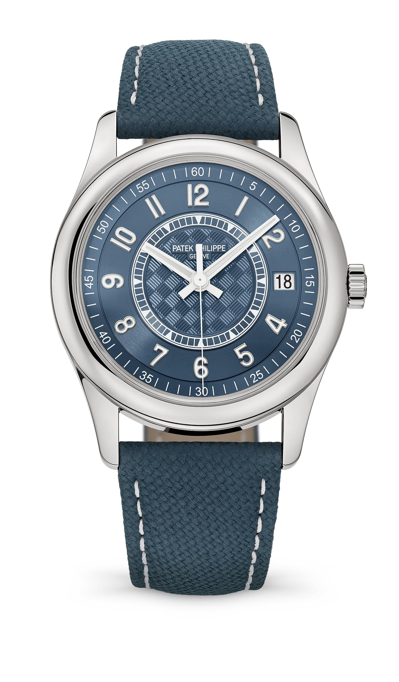 Top New Patek Philippe Calatrava Ref. 6007A Replica Watch