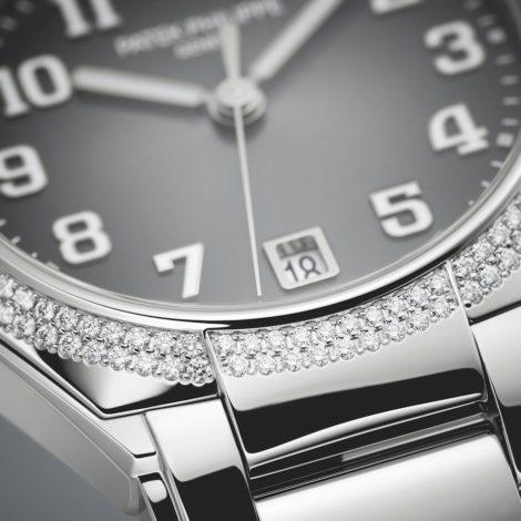 On Hands of Luxury Patek Philippe Twenty-4 7300/1450R Haute Joaillerie Ladies' Replica Watch