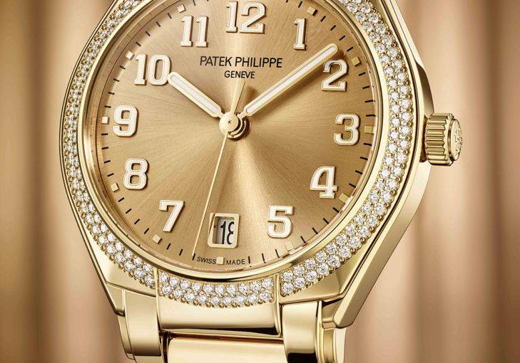 High Quatily Patek Philippe Released New Twenty~4 Automatic Ref.7300 / 1200R-011 Replica Watches