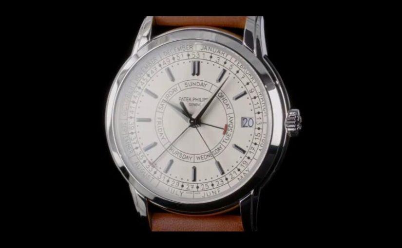 Patek Philippe Ref. 5212A Calatrava Weekly Calendar Replica Watches